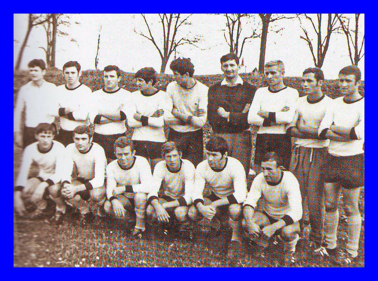 NK Gavrilović 1969